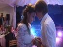Свадебный танец трогательной пары - Сергея и Люси 30 августа 2016