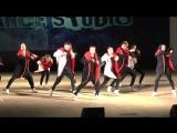 Танцующая Россия 2016, Monkey Beat 3 место в танцевальном шоу