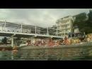 Последнее купание в этом отпуске  Ялта