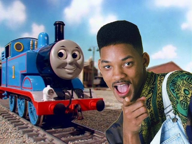 Thomas the Tank Engine™: The Fresh Prince of Bel-Air (Remix) (V2)
