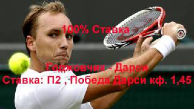 Gojowczyk - Darcis | ATP French Open | Strategy betting | FREE MATCH