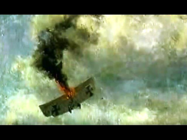В небе над траншеями. Воздушные бои первой мировой войны.