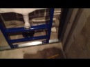 Монтаж инсталяции по шагам на любую глубину без использования заводских крепежей