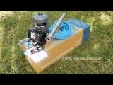 Grundfos SQE комплект для водоснабжения из скважины