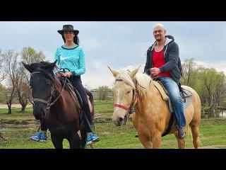 Влог без крыши: ковбойское ранчо