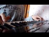 Юрий Лоза - Плот (cover на синтезаторе Casio CTK-7200)