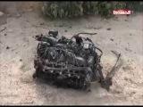 شاهد  استهداف الطلاب في بني سويد بمجز في محافظة صعدة 31-08-2016