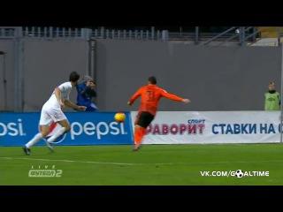Шахтер - Волынь 4:0. Обзор матча. Украинская Премьер Лига. 14 тур.