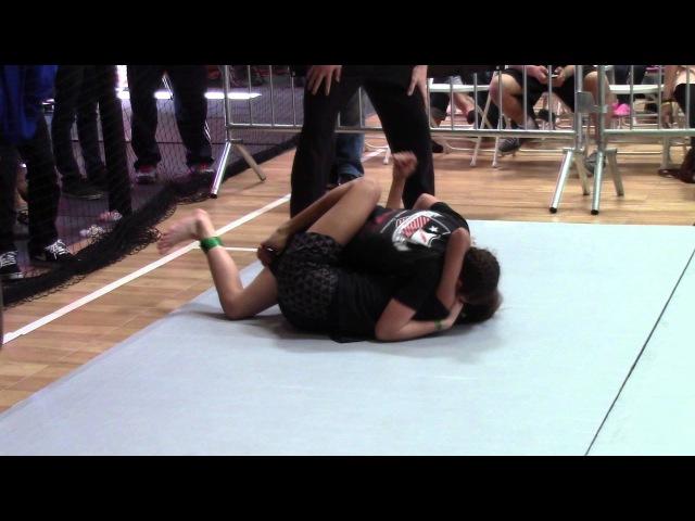 Alivia Garcia, All American Jui Jitsu Vs Kiara Yamada, CMS 2