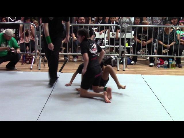 Alivia Garcia, All American Jui Jitsu Vs Kiara Yamada, CMS