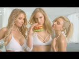 "Carl's Jr. | Bacon 3-Way Burger ""Fantasty"" Director's Cut"