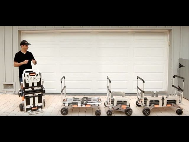 3 New Inventions of Utility Cart