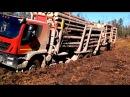 бездорожье крайнего севера россии вывозка леса в суровых условиях