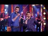 Однажды в России: Азамат Мусагалиев и Вячеслав Макаров - Песня о счастье