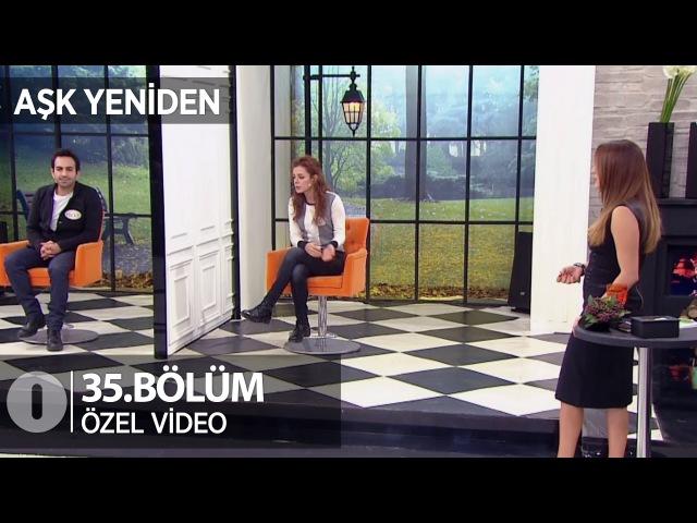 Zeynep ve Fatih, Zuhal Topalla programına çıkarsa... Aşk Yeniden 35. Bölüm