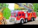 Мультики. Пожарная Машинка. Полицейская Машина. Все серии подряд. Мультфильмы для детей Машинки