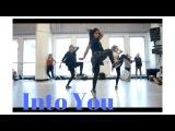 Into You by Ariana Grande  @DanaAlexaNY Jazz Funk Choreography