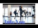 Into You by Ariana Grande @DanaAlexaNY Jazz Funk Choreography