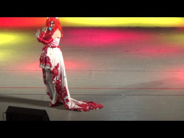 M.O.con 2016: Косплеер BlakEva (Madame Rosa)