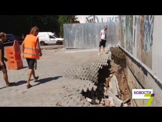 Затока и Одесса после стихийного бедствия