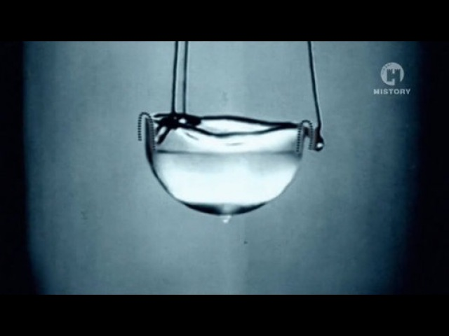 BBC Абсолютный ноль. 2 серия. Погоня за абсолютным нулем (2007)