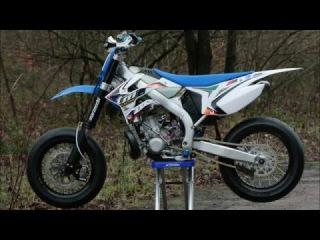 TM SMX 300 2016 Supermoto Two Stroke WUZI Racing Moto TM