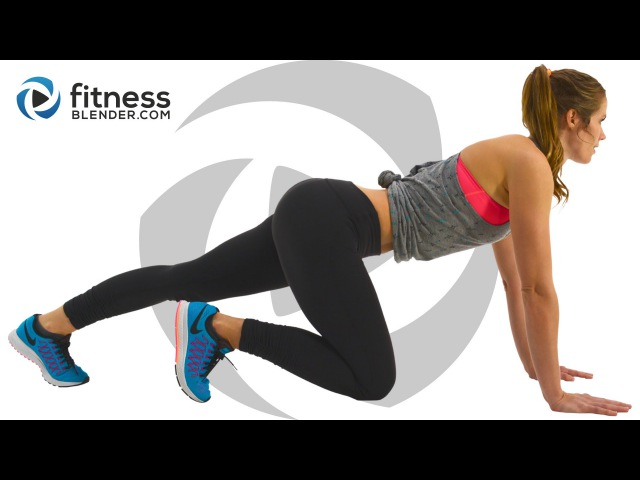 FitnessBlender - Day 3 Static Stretches for Flexibility Range of Motion. 3 Day Flexibility Challenge | Статическая растяжка