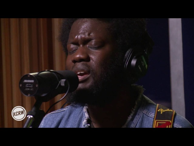 Michael Kiwanuka performing Love Hate Live on KCRW