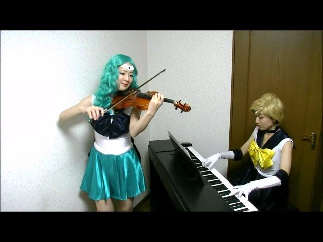 【美少女戦士セーラームーンCrystal】 第3期 ED【eternal eternity】【Sailor MoonCrystal】 SeasonⅢ ED【eternal eternity