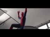 Человек-паук. Как это снимали ?