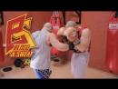 Как пробить корпус и печень Техника бокса Игорь Смольянов и Вели Мамедов