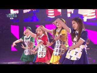 151230 KBS Gayo Daechukje 2015| Red Velvet - Dumb Dumb