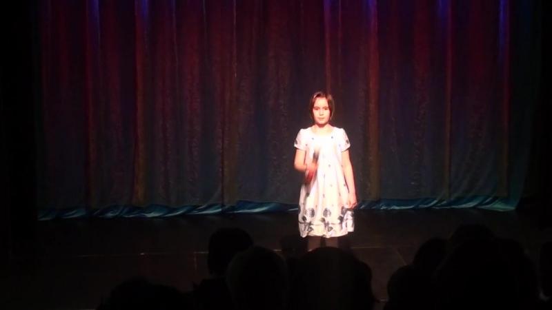 Алена Коган - Карусель мелодий (Отчетный концерт; Март 2016)