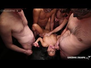 Gangbang creampie [new porn 2016 г., cream pie, all sex, hd 1080p]