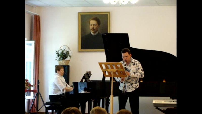 Некрасов, Тома - Д.Брубек. Take 5. (15.03.2010)