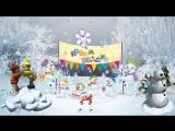Снеговик Антошка -  Новогодний Мультик