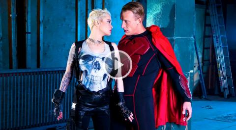 [DigitalPlayground] London Knights: A Heroes and Villains XXX Parody Series – Episode 1