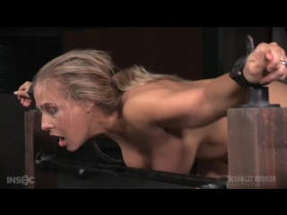 February 01, 2016 - Angel Allwood - Matt Williams - Jack Hammer  BDSM# БДСМ #bondage #Бондаж #Теманаказанныхженщин