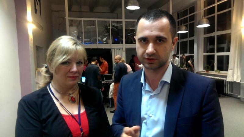 Интервью с Валерием Морозовым на семинаре Машины продаж