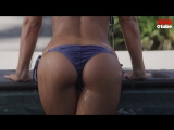 Rosanna Arkles BRAND NEW pool shoot - exclusively at ZOOTUBE! _ Rosanna Arkle (1)