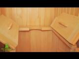 Кедровая бочка (рекламный ролик-сюжет. Видеосъемка рекламы в Новосибирске)