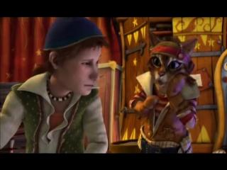 Мультфильм на иврите Правдивая история Кота в Сапогах 2009 החתול במגפיים