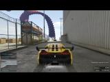 ЧУМОВЫЕ РАМПЫ И ПОБЕДЫ В GTA 5 ONLINE (ГТА 5 ГОНКИ) 166 - YouTube720p