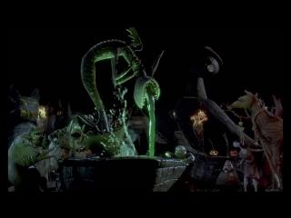Кошмар перед Рождеством | The Nightmare Before Christmas (1993) Это Хэллоуин (на Английском) | This is Halloween | Вступление