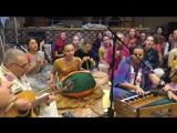 Kirtan Gauri Medini-Pati Moscov Temple ISKCON 21.11.14