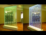 Free standing bubble wall