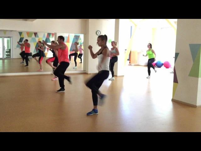 ТАЙ-БО/FORTIS_KHARKIV/David Guetta - ain't a party (original mix)