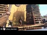 Неудачная попытка Рагнара взять Париж! Видео со съемок сериала