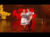 Танцы. Битва сезонов: Анна Тихая и Антон Пануфник (серия 6)