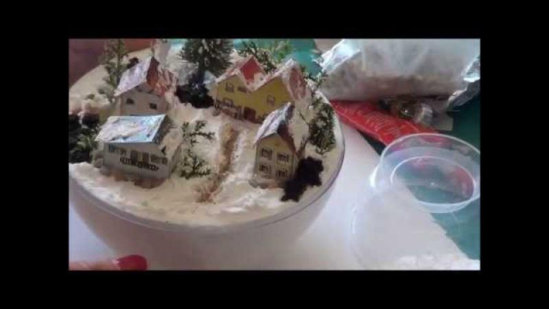 Szkola Decoupage™ - Bombki i Ozdoby świąteczne - Christmas Edition
